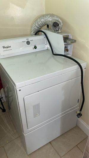 Commercial Whirlpool Dryer Machine for Sale in Boston, MA