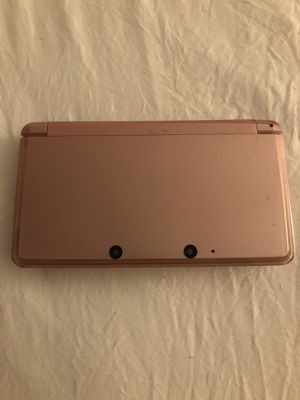 Nintendo 3ds pearl pink for Sale in Virginia Beach, VA