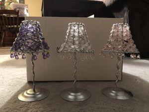 Tea light lamps for Sale in Newport News, VA