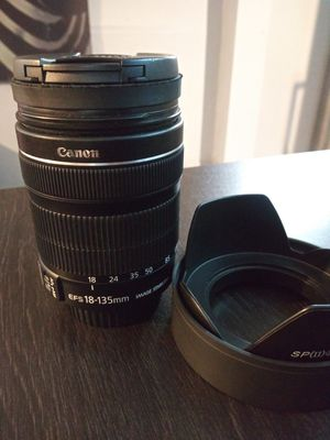 Canon lens for Sale in Vernon, CA