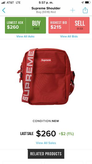 Supreme bag for Sale in Winter Haven, FL