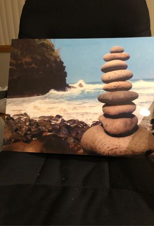 Real photo picture on thin metal sheet for Sale in Mill Creek, WA