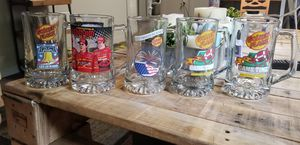 Collectible glass mugs for Sale in Inman, SC