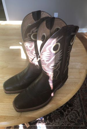 Ariat Cowboy Boots size 8.5 for Sale in Nashville, TN
