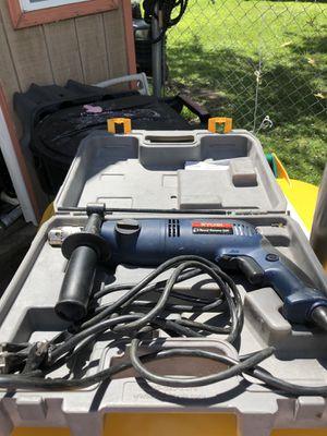Ryobi 2 speed hammer drill for Sale in Chardon, OH