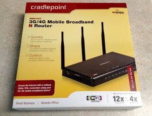 CradlePoint Network Router...generate WiFi with this unit. for Sale in Nashville, TN