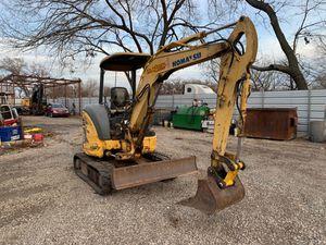 Pc27mr komatsu mini excavator for Sale in Balch Springs, TX