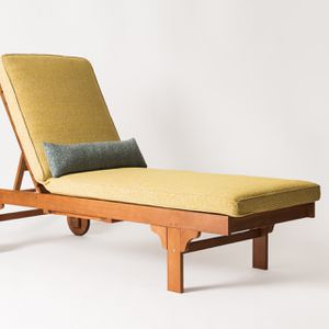 Bold and Beautiful Outdoor Lounge Chair for Sale in Wheeling, IL