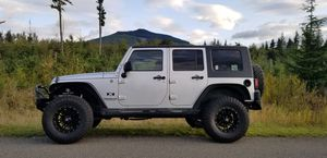 2007 Jeep Wrangler Unlimited for Sale in Enumclaw, WA