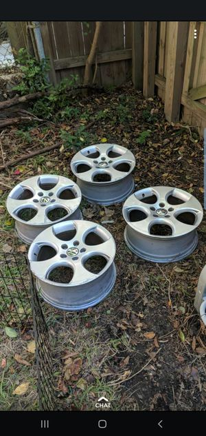VW GTI 17 7 Rims for Sale in Virginia Beach, VA
