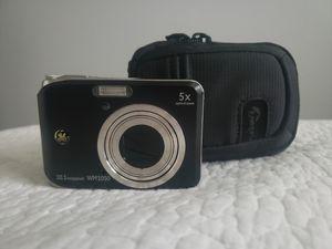 "GE WM1050 Digital Camera 10.1 Megapixel 5X Optical Zoom 2.5""LCD W/ Case for Sale in Naples, FL"