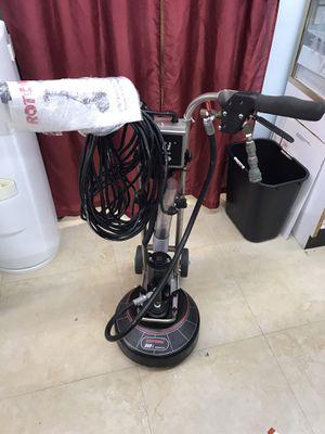 Rotovac RP-201 360i floor scrubber w/manual for Sale in Pembroke Pines, FL