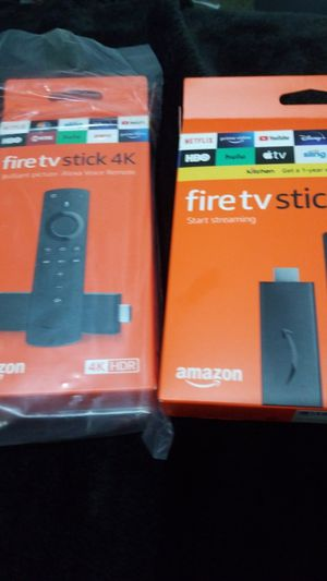 Amazon fire tv for Sale in Fresno, CA