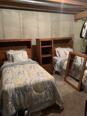 Twin bed set for Sale in Rockford, MI