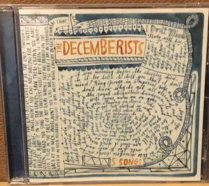 Decemberists CD not vinyl LP record album for Sale in Austin, TX