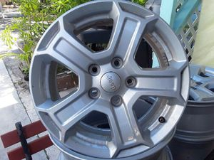 "2017 Jeep 17"" wheels for Sale in Davie, FL"