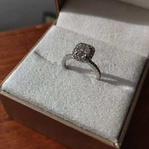 Engagement Ring with GIA Certificate for Sale in Dunmore, PA