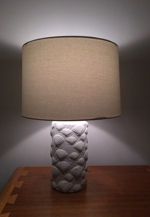 Seashell Lamp for Sale in Cleveland, OH