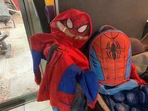Spider-Man combo backpack and hoodie for Sale in Rancho Cucamonga, CA