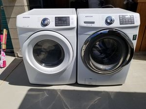 Samsung washer and dryer for Sale in Lancaster, CA