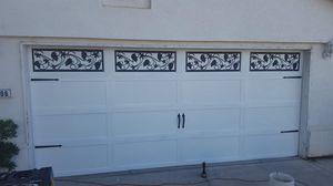 used 16x7 garage door for Sale in Parlier, CA