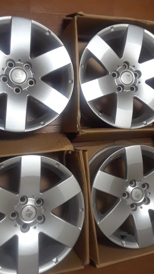 4 Aluminum rims never used for Sale in Tampa, FL