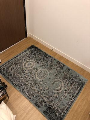 Rug 5x7 for Sale in Seattle, WA