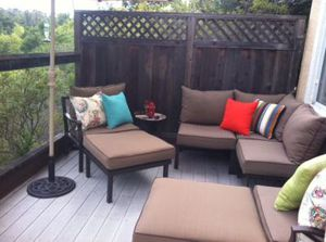 New!! Sectional, patio furniture, outdoor sectional for Sale in Phoenix, AZ