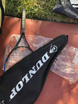 Dunlop new tennis rackets for Sale in New York, NY