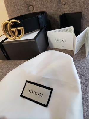 Gucci Belt size 85-34 for Sale in Anderson, SC