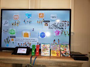 Wii U Deluxe for Sale in La Plata, MD