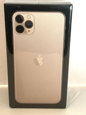 iPhone 11 Pro Max gold for Sale in Washington, DC