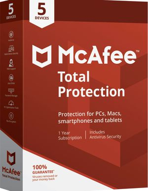 Mcafee total protection for Sale in Vacaville, CA