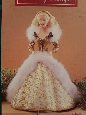 Barbie Christmas Stocking Hanger Mantel Hook/Holder 1995 Mattel Princess for Sale in Spring Valley, CA