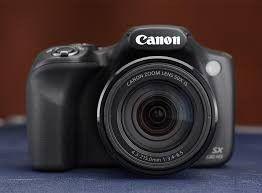 Canon - PowerShot SX530 16.0-Megapixel HS Digital Camera - Black for Sale in Jacksonville, FL