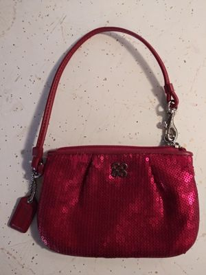 Authentic Coach wristlet for Sale in Arlington Heights, IL