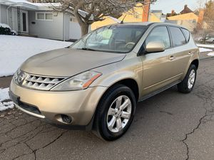 2006 Nissan Murano AWD for Sale in East Hartford, CT