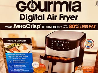 Digital Air Fryer 6 Qt - NEW for Sale in Kent,  WA