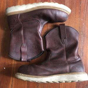 Red wing Irish setter boots 11.5 good shape for Sale in Los Angeles, CA