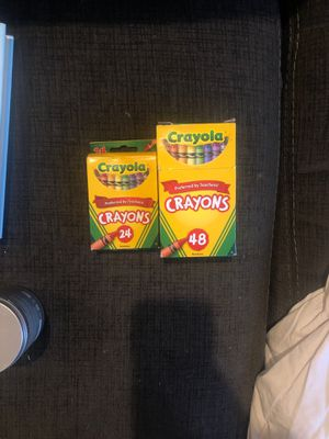 Brand new crayons for Sale in Chicago, IL