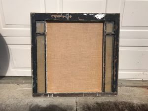 Vintage window frame for Sale in Lake Stevens, WA
