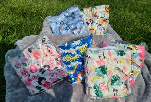 Cloth diapers for Sale in Upland, CA