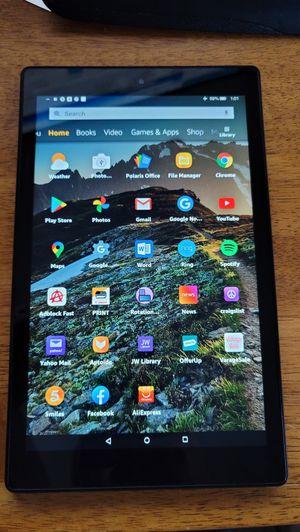Amazon Fire 10 HD Tablet for Sale in San Antonio, TX