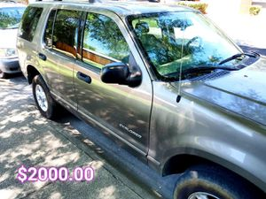 2004 Ford Explorer 4x4 for Sale in Sacramento, CA