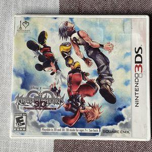 Kingdom Hearts 3D Dream Drop Distance complete. for Sale in Compton, CA