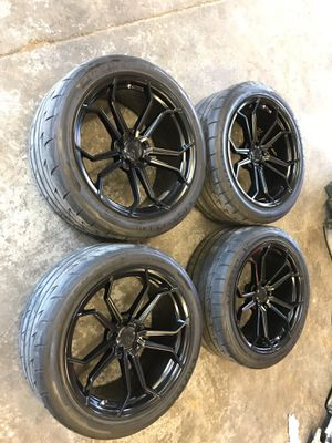 AG Avant Garde M632 wheels/tires 20x9.5-20x10.5 for Sale in Tampa, FL