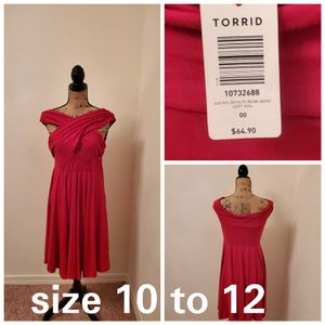 New with tags Sexy red dress for Sale in Buckeye, AZ