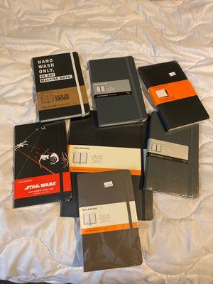 Moleskine notebook bundle for Sale in San Antonio, TX
