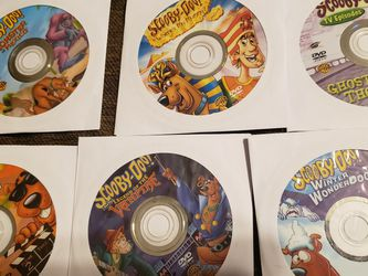Scooby-Doo DVD for Sale in Visalia,  CA