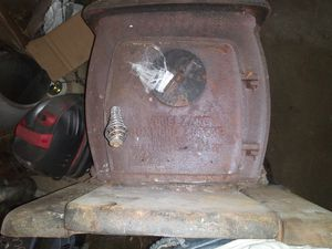Pot belly wood stove for Sale in Indianapolis, IN